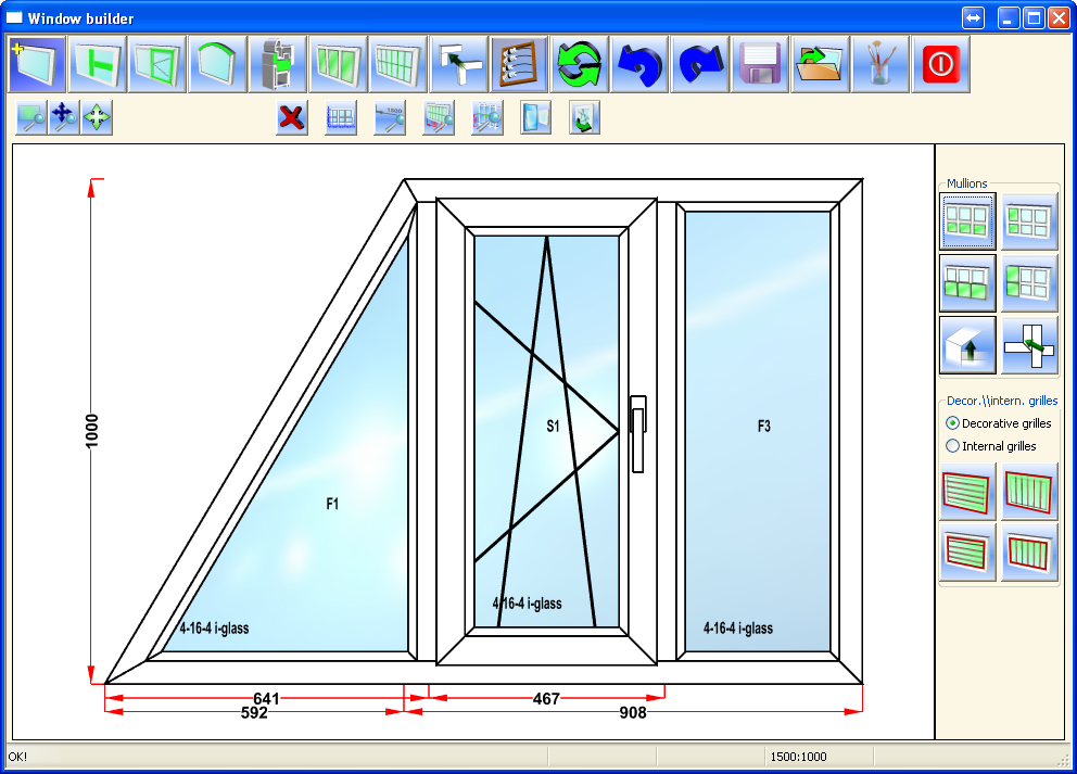 types of windows you can calculate different types of windows and doors